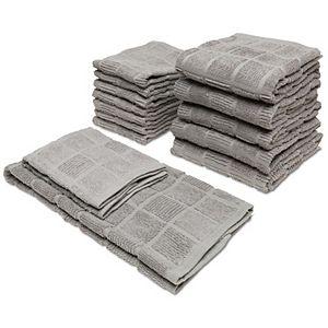Popular Bath Aria Kitchen Towel & Dishcloth 14-pk.