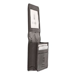 Karla Hanson RFID-Blocking Leather Card Holder