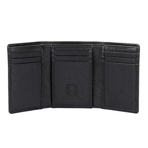 Karla Hanson RFID-Blocking Trifold Leather Wallet