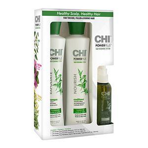 CHI Power Plus Hair Renewing System Kit