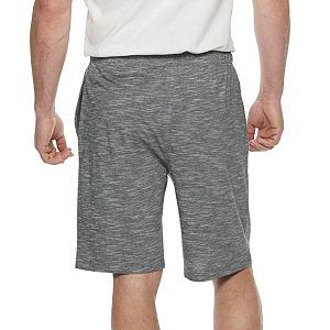 Men's Croft & Barrow® Knitted Pajama Shorts