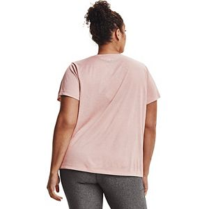 Plus Size Under Armour V-Neck Top