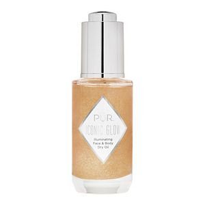 PUR Crystal Clear Iconic Glow Shimmer Oil