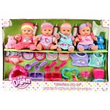 "Dream Collection 7"" All-Occasions Baby Doll Set"