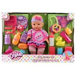 "Dream Collection 12"" Baby Doll Care Set"