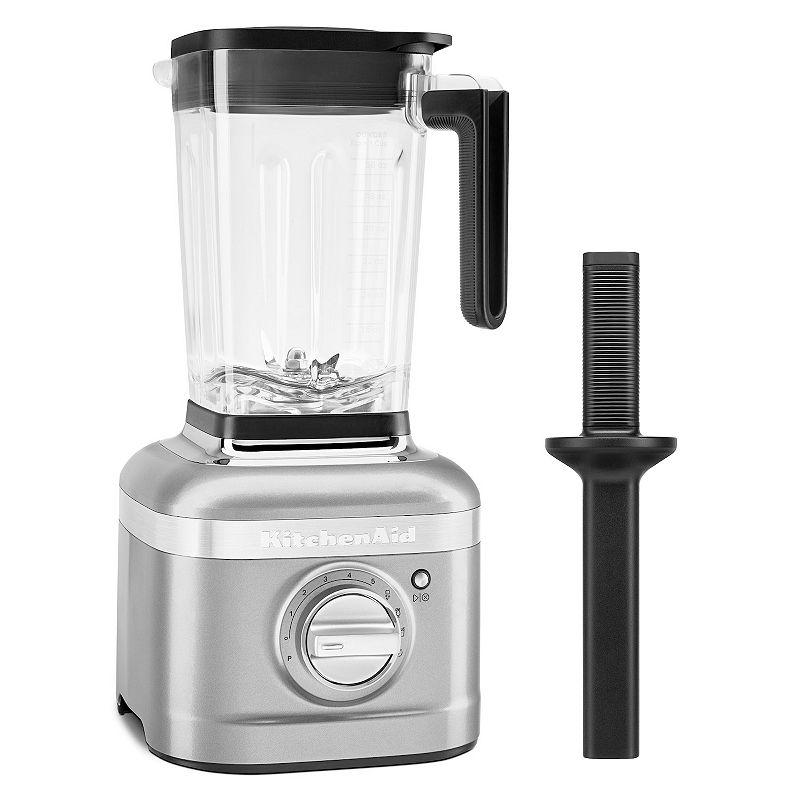 KitchenAid® K400 Blender with Tamper  in Silver