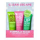 Formula 10.0.6 Clean Escape Bath Kit