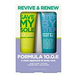 Formula 10.0.6 Revive & Renew Foot Care Box