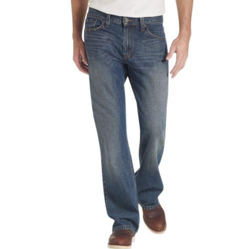 Levi's 527 Slim Bootcut Jeans - Men