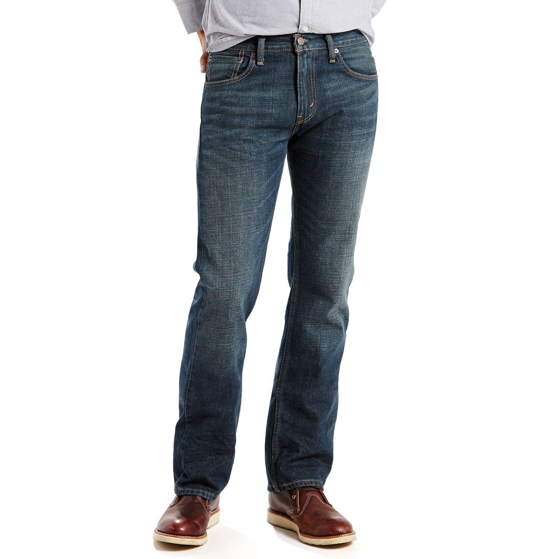 Slim fit bootcut levis