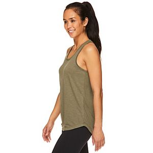 Women's Gaiam Ally Slubbed Tank