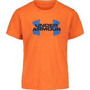 Boys 4-7 Under Armour Big Logo Graphic Tee