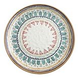 Food Network? Melamine Medallion Dinner Plate