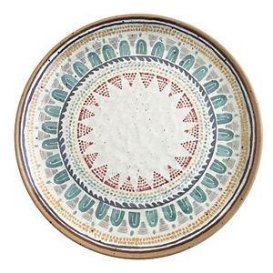 Food Network? Medallion Dinner Plate