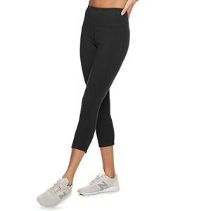 Women's Tek Gear® Essential High-Waisted Capri Leggings