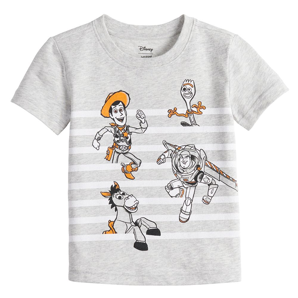 Disney / Pixar Toy Story Toddler Boy Graphic Tee by Jumping Beans®