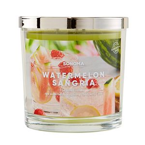 SONOMA Goods for Life® Watermelon Sangria 14-oz. Jar Candle