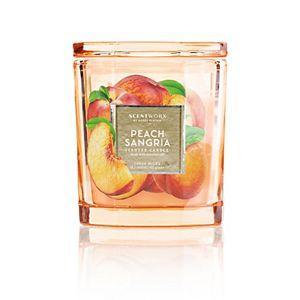 ScentWorx by Harry Slatkin Peach Sangria-14.5 oz. Candle Jar