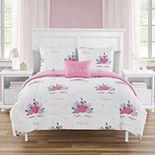 Unicorn Party Comforter Set