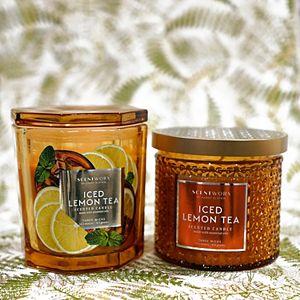 ScentWorx by Harry Slatkin Iced Lemon Tea 14.5-oz. Candle Jar
