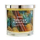 SONOMA Goods for Life® Tahitian Pineapple 14-oz. Candle Jar
