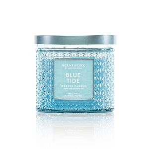 ScentWorx by Harry Slatkin Blue Tide 14.5-oz. Special Edition Candle Jar