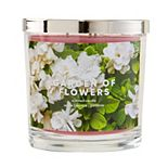 SONOMA Goods for Life® Garden of Flowers 14-oz. Candle Jar
