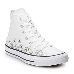 Women's Converse Chuck Taylor All Star Floral High Top Sneakers
