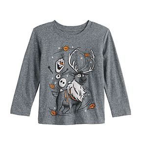 Disney's Frozen Toddler Boy Heathered Graphic Tee by Jumping Beans®