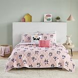 Urban Habitat Kids Pippa Cotton Reversible Coverlet Set