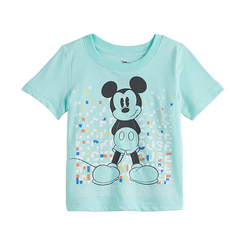 Disney's Mickey Mouse Baby Boy Graphic Tee by Jumping Beans®