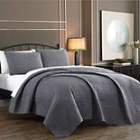 Avondale Manor Yardley Embossed Quilt Set