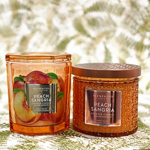 ScentWorx by Harry Slatkin Peach Sangria 14.5-oz. Special Edition Candle Jar