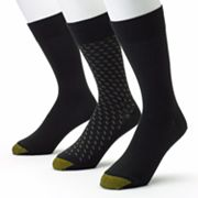 GOLDTOE 3-pk. Pima Dress Socks