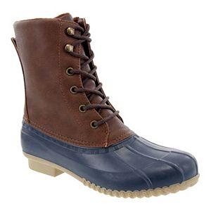 London Fog Wynter Women's Duck Boots