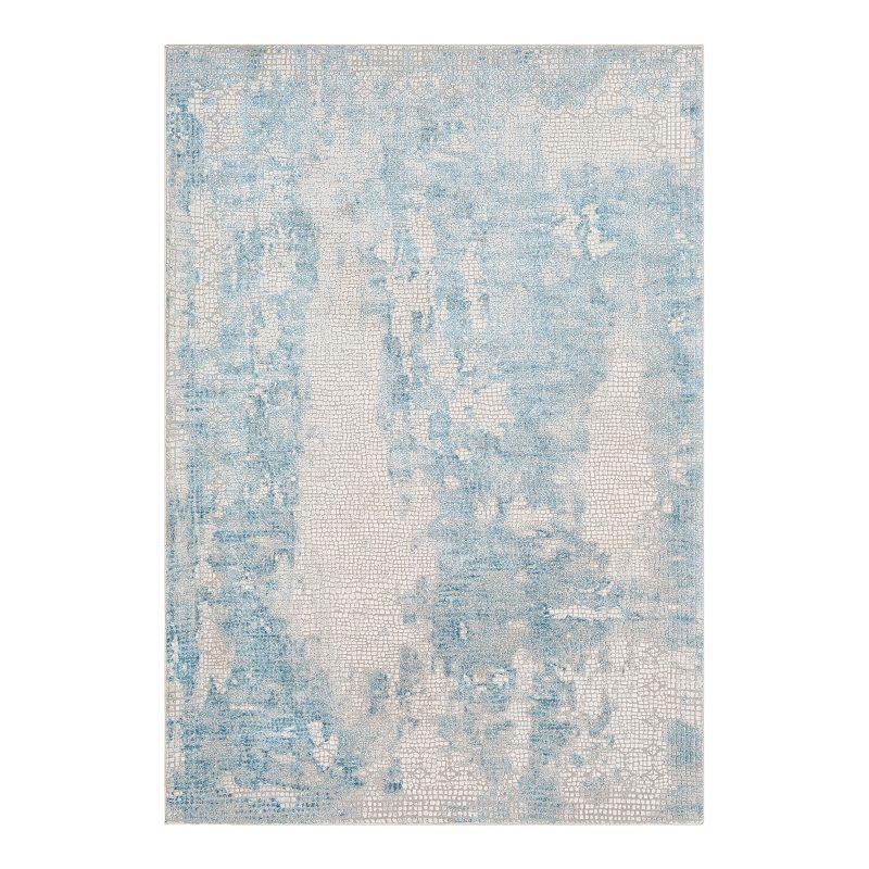 Decor 140 Malatya Blue Rug, 6.5X9.5 Ft