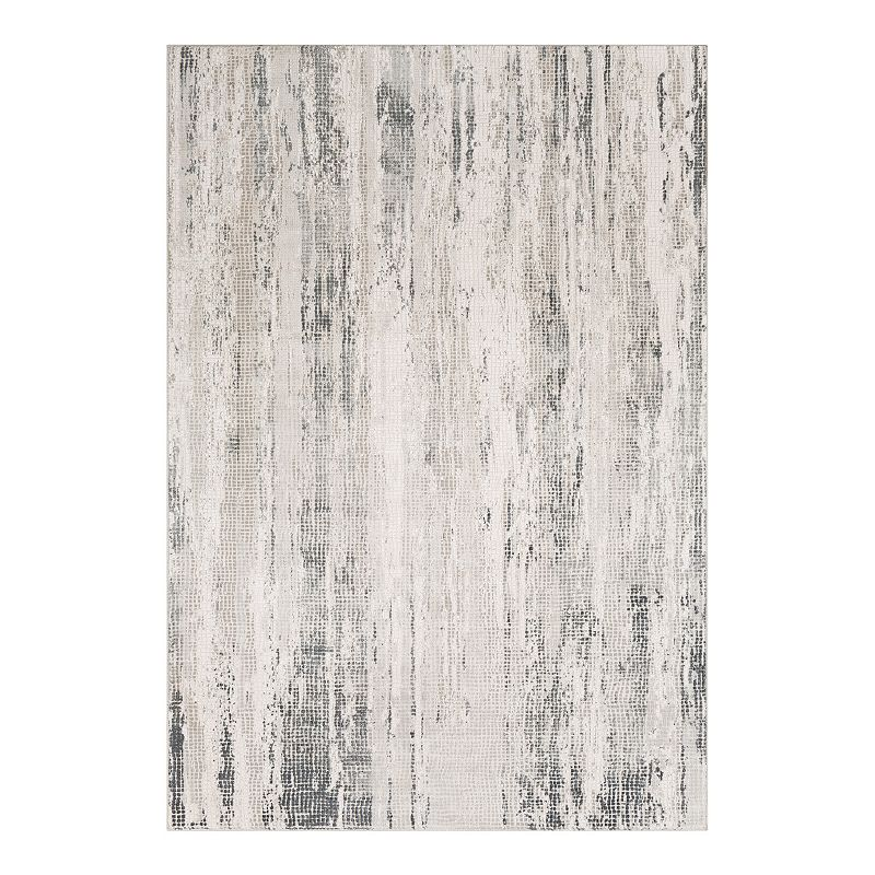 Decor 140 Splendor Gray Rug, Grey, 8X10 Ft