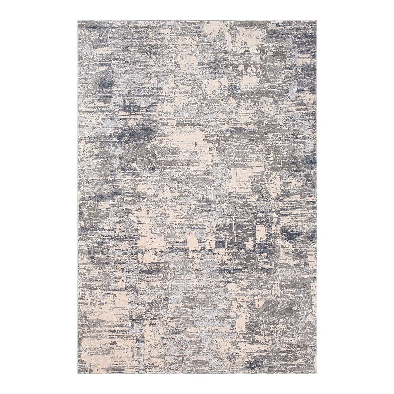 Decor 140 Jeanette Gray Rug, Grey, 2X3 Ft