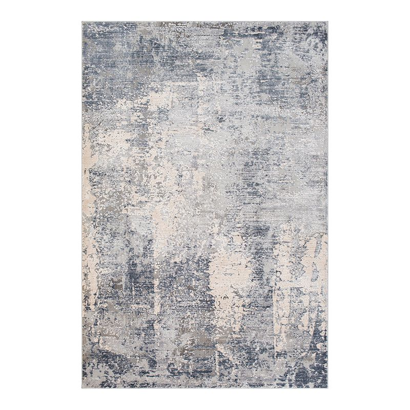 Decor 140 Lauterbach Gray Rug, Grey, 2.5X7 Ft