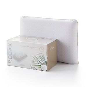 Dream Collection Relax Coconut Aromatherapy Memory Foam Pillow