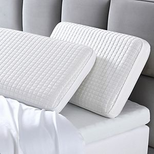 Molecule Cooling Memory Foam Pillow