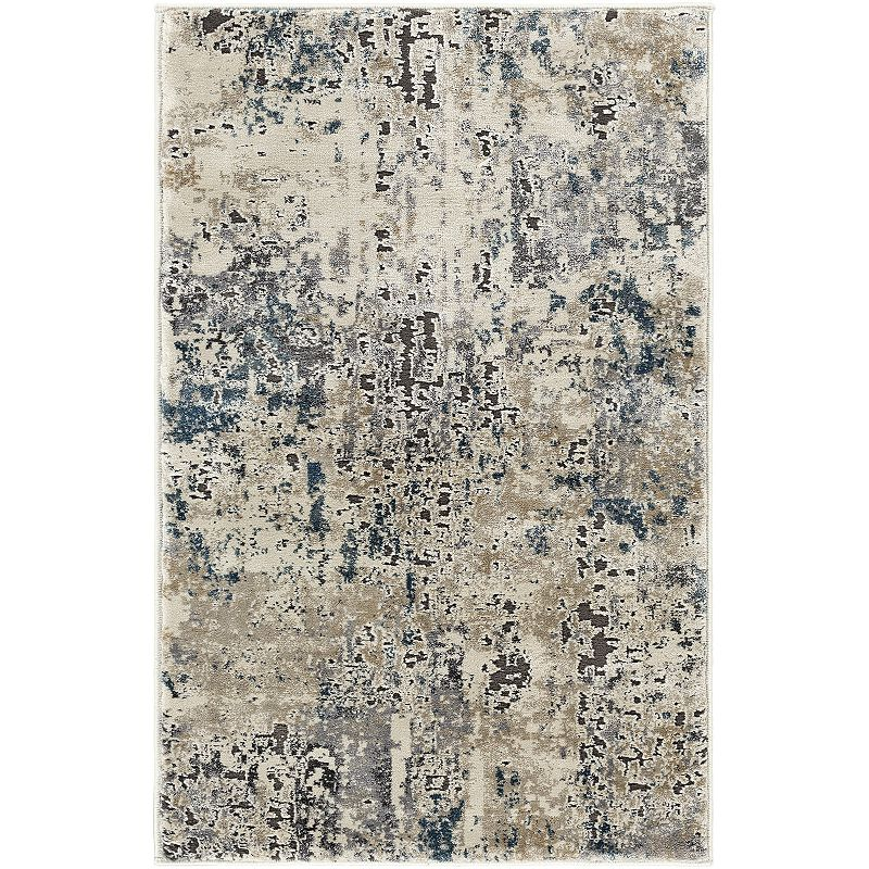 Decor 140 Meitner Rug, Grey, 2.5X10 Ft