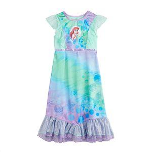 Girls Disney's The Little Mermaid Ariel Fantasy Princess Nightgown