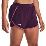 Women's Under Armour Fly By 2.0 Running Shorts