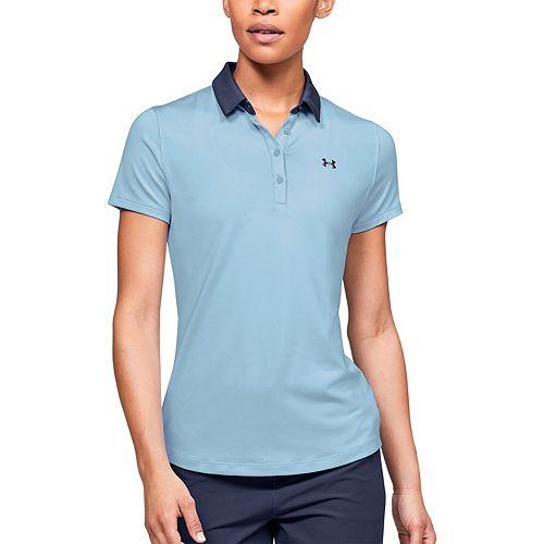 Women's Under Armour Zinger Golf Polo