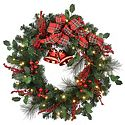 Outdoor Trees, Wreaths & Garland