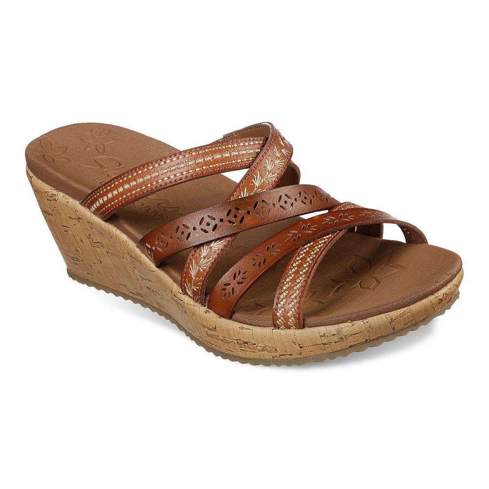 Skechers® Cali Beverlee Tiger Posse Women's Sandals