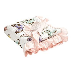 Lush Decor Flutter Butterfly Throw