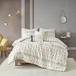 Urban Habitat Aidan Cotton Jacquard Comforter Set