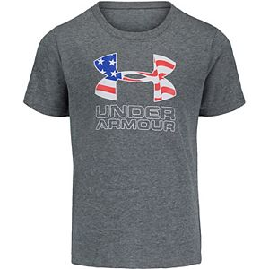Boys 4-7 Under Armour Americana Big Logo Tee